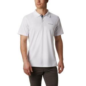 Utilizer Erkek Beyaz Günlük Polo Tişört AO0126-100