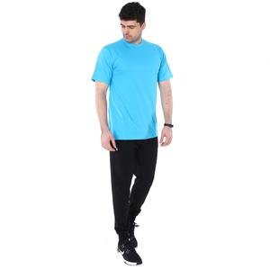 Basic Erkek Mavi Günlük Stil Tişört 060020021TRK1