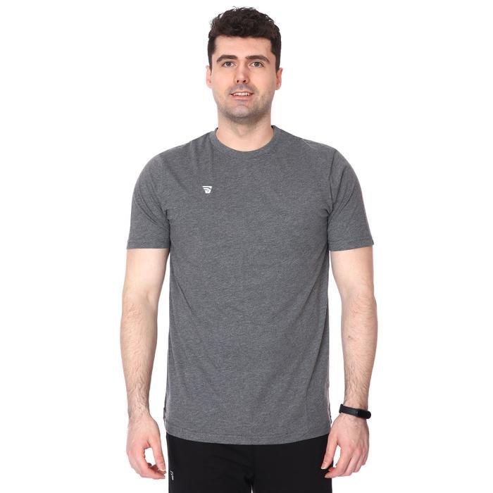 Spt Spt Basic Erkek Antrasit Basketbol Tişört TKU100109-ANT 1227661