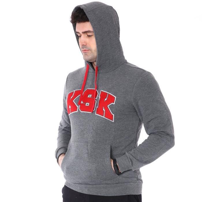 Karşıyaka Erkek Antrasit Basketbol Sweatshirt TKY100144-ANT 1236424