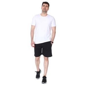 Spt Erkek Beyaz Basketbol Tişört TKY100111-BYZ