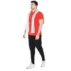 Polo Yaka Erkek Kırmızı Günlük Stil Tişört TKY100106-KRM
