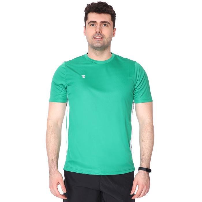 Poly Basic Erkek Yeşil Futbol Tişört TKY100133-YSL 1235470