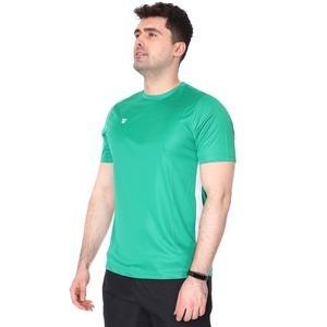 Poly Basic Erkek Yeşil Antrenman Tişörtü TKY100133-YSL