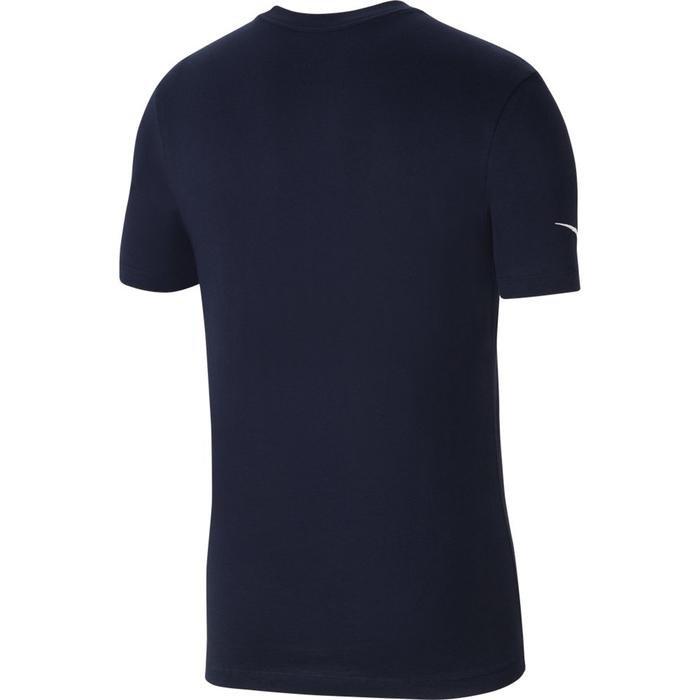 M Nk Park20 Ss Tee Erkek Mavi Futbol Tişört CZ0881-451 1272148