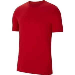 M Nk Park20 Ss Tee Erkek Kırmızı Futbol Tişört CZ0881-657