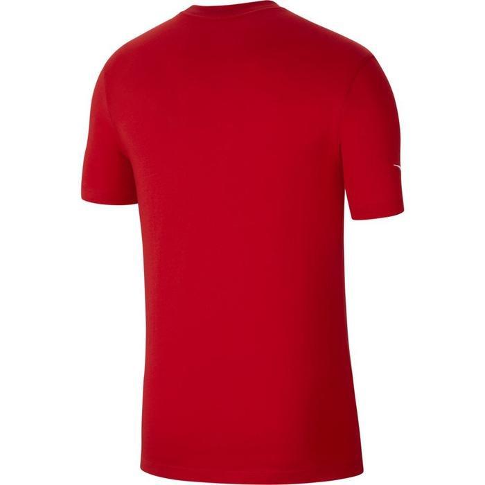 M Nk Park20 Ss Tee Erkek Kırmızı Futbol Tişört CZ0881-657 1272162