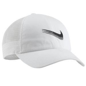 Swoosh Trkr Cap Unisex Beyaz Günlük Stil Şapka DC4022-100