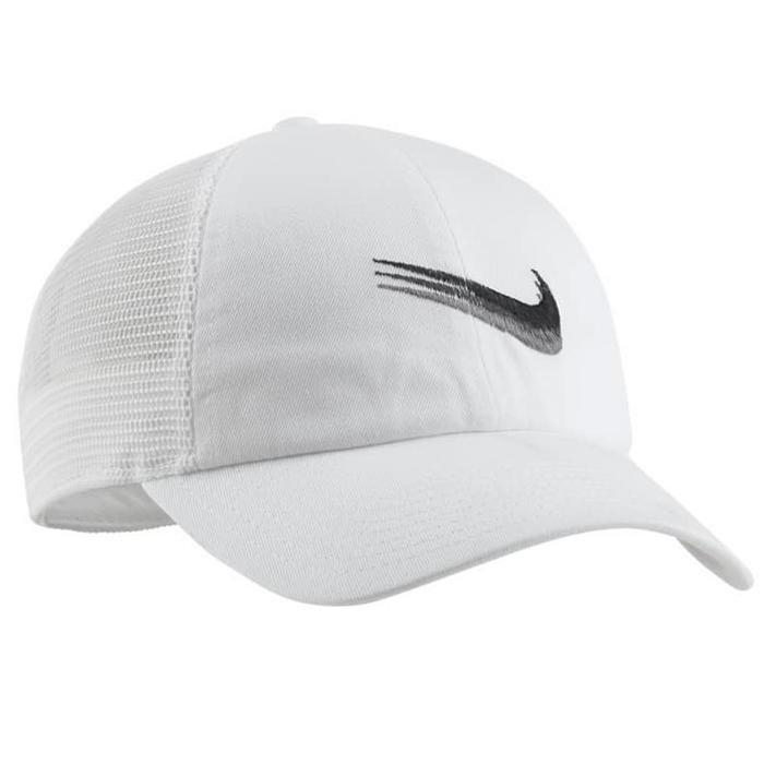 Swoosh Trkr Cap Unisex Beyaz Günlük Stil Şapka DC4022-100 1271713