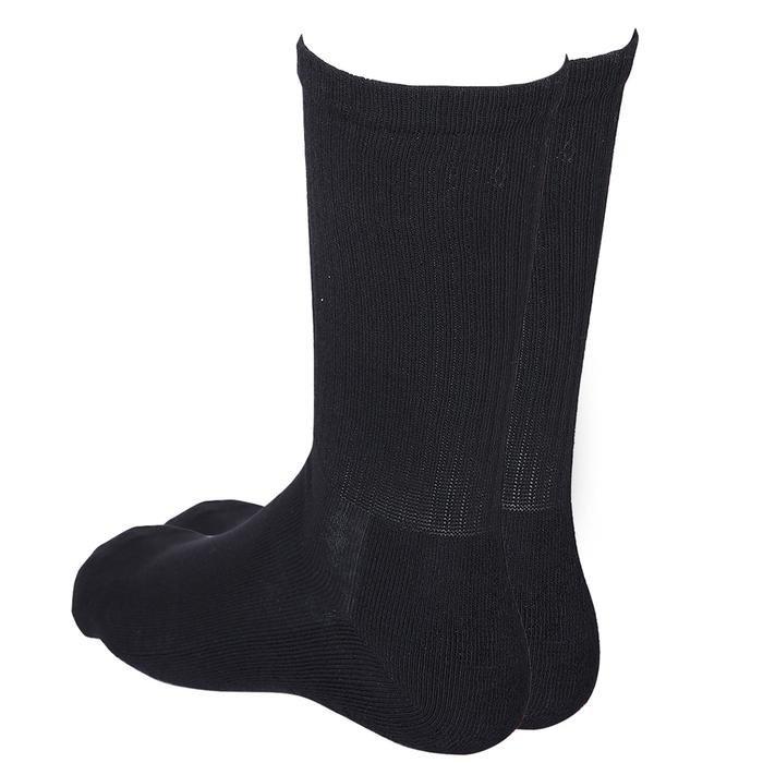 Spt Erkek Siyah Günlük Stil Çorap 2021003-SYH 1279493