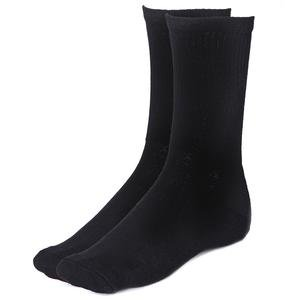 Spt Erkek Siyah Günlük Stil Çorap 2021003-SYH