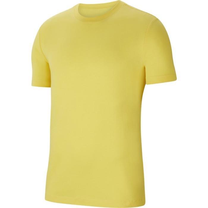 M Nk Park20 Ss Tee Erkek Sarı Futbol Tişört CZ0881-719 1272165