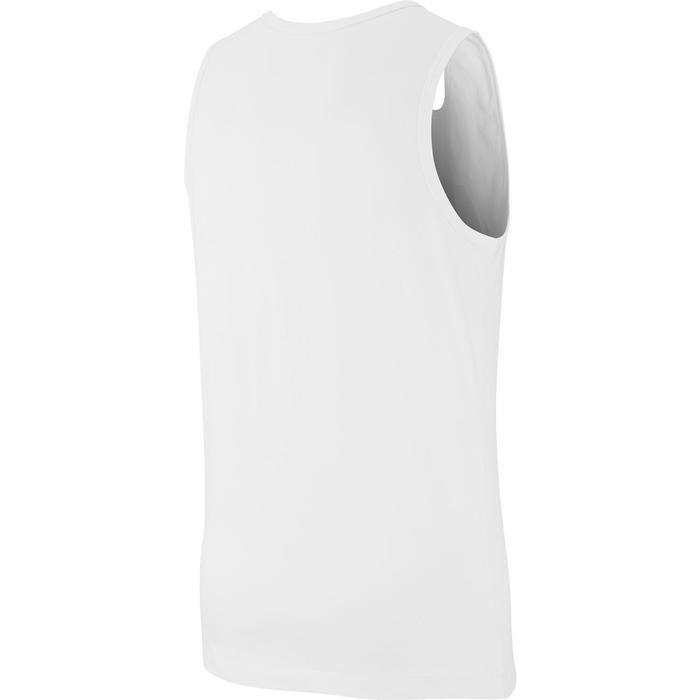 Tank icon Futura Erkek Beyaz Antrenman Atleti AR4991-101 1191712