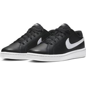 Wmns Court Royale 2 Kadın Siyah Günlük Stil Ayakkabı CU9038-001