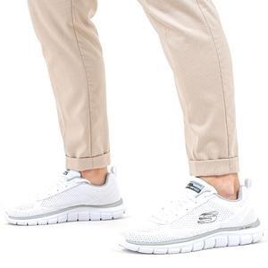 Track - Moulton Erkek Beyaz Günlük Stil Ayakkabı 232081 WHT