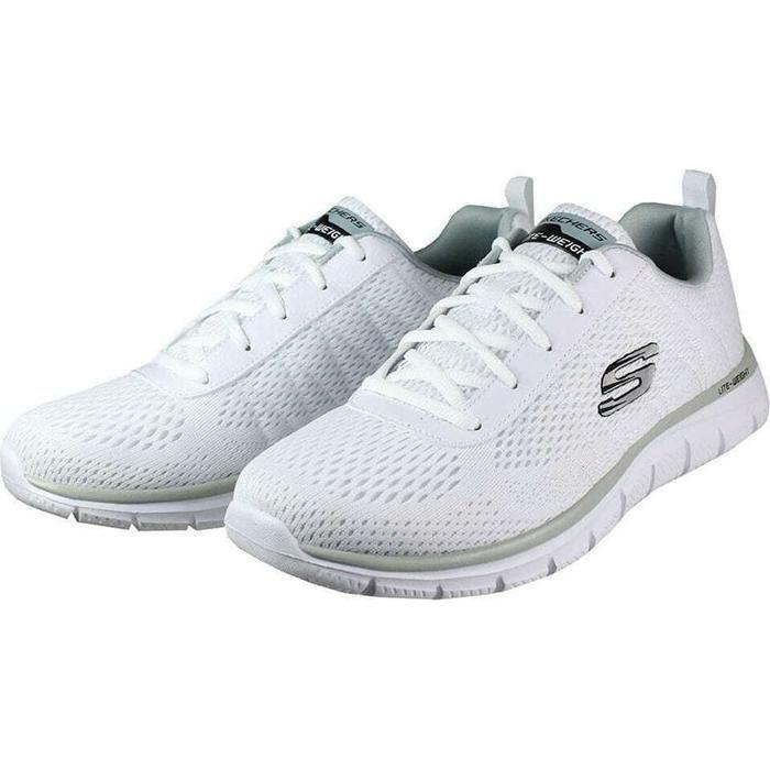 Track - Moulton Erkek Beyaz Günlük Stil Ayakkabı 232081 WHT 1275442