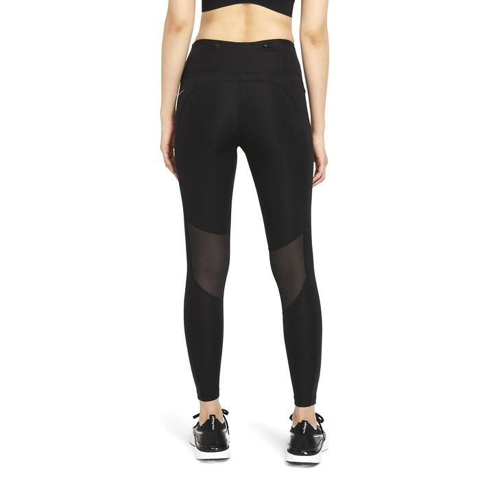 W Nk Df Fast Tght Kadın Siyah Koşu Tayt CZ9240-010 1273301