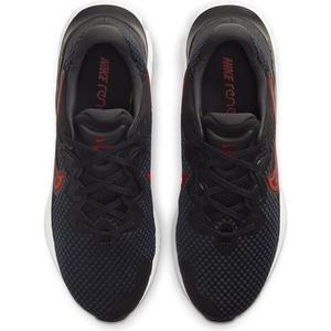Renew Run 2 Erkek Siyah Koşu Ayakkabısı CU3504-001