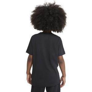 U Nsw Tee Stack Unisex Siyah Günlük Stil Tişört DC7794-010