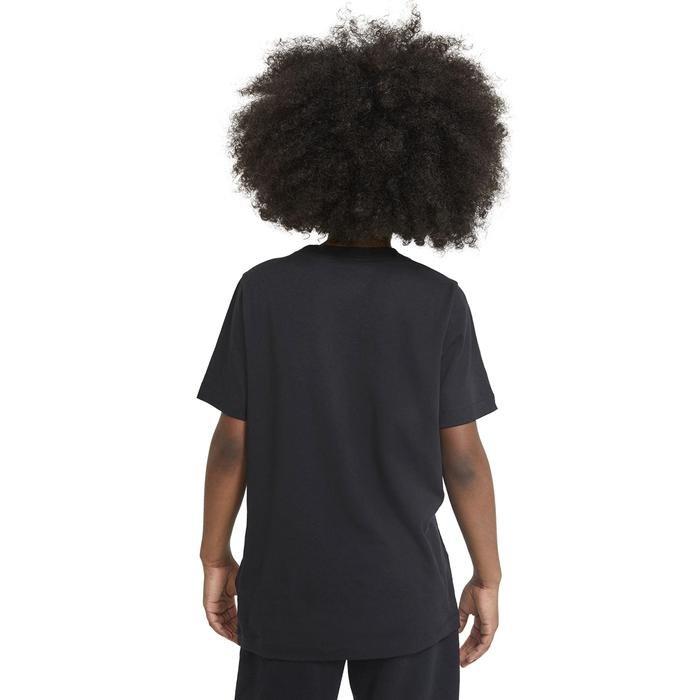 U Nsw Tee Stack Unisex Siyah Günlük Stil Tişört DC7794-010 1286463
