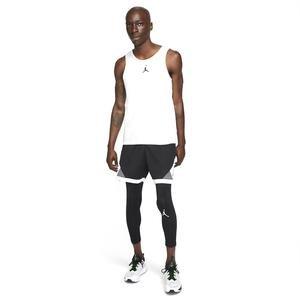 M J Df Air 3/4 Tight Erkek Siyah Basketbol Tayt CZ4796-010