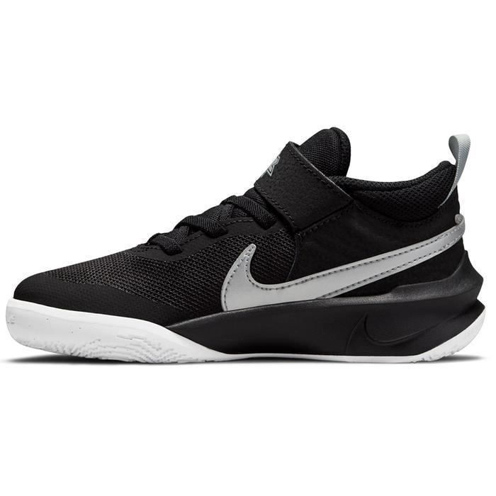 Team Hustle D 10 (Ps) Çocuk Siyah Basketbol Ayakkabısı CW6736-004 1230889