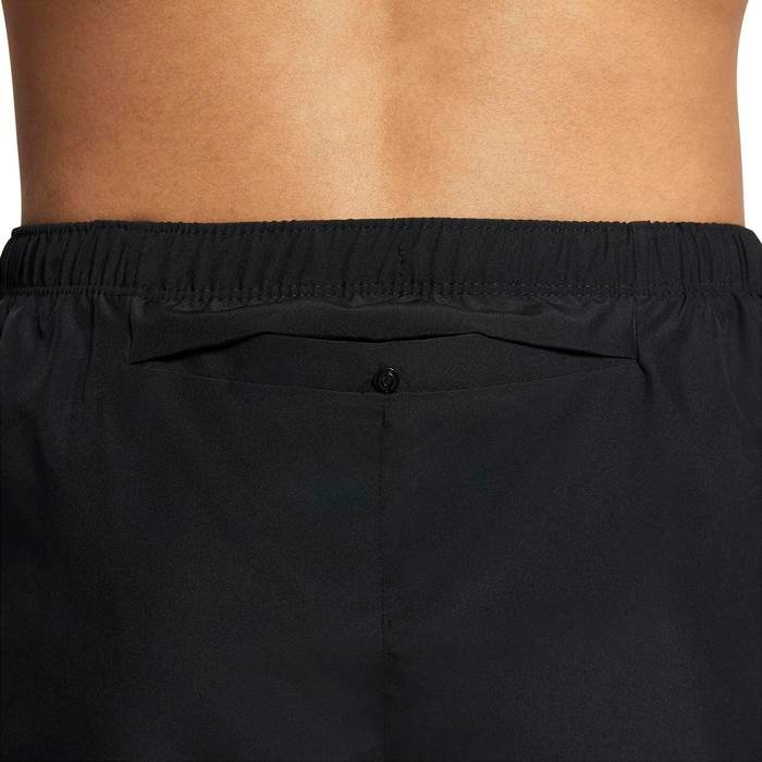 M Nk Df Challenger Short 5Bf Erkek Siyah Koşu Şortu CZ9062-010 1274104