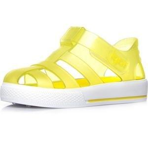 Star Çocuk Sarı Günlük Stil Sandalet S10171-028
