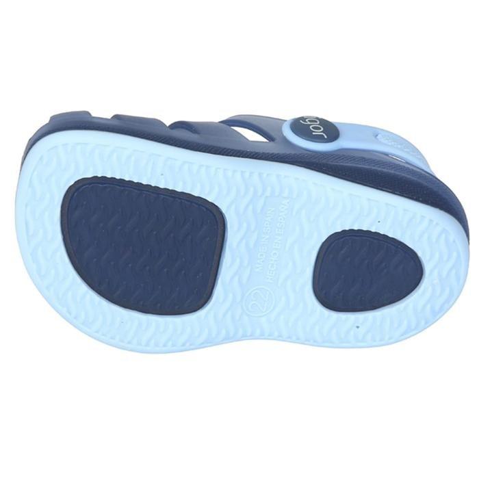 Surfi Çocuk Mavi Günlük Stil Sandalet S10251-023 1282140