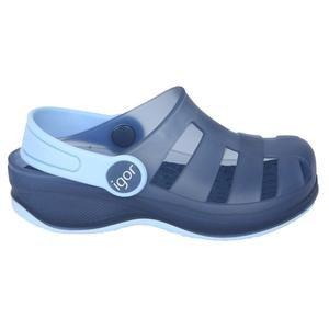 Surfi Çocuk Mavi Günlük Stil Sandalet S10251-023
