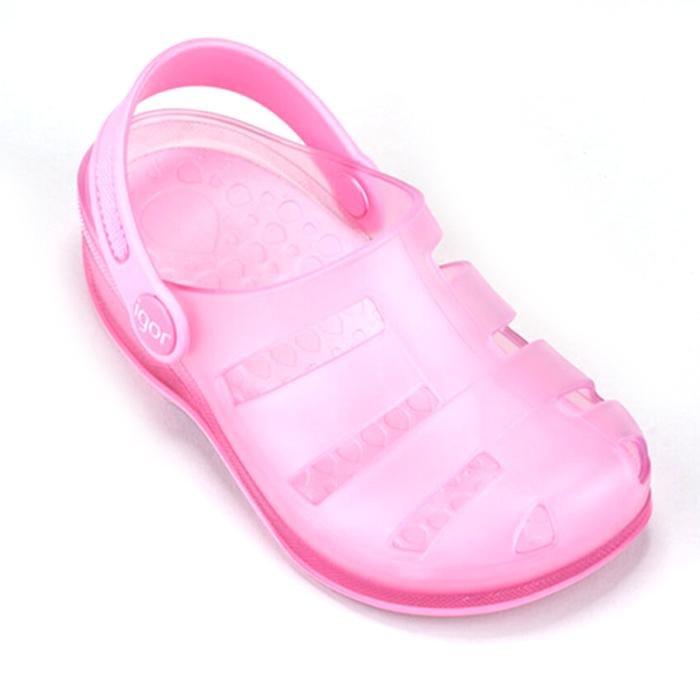 Surfi Çocuk Pembe Günlük Stil Sandalet S10251-022 1282130