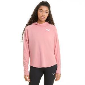 Active Hoodie Kadın Pembe Günlük Stil Sweatshirt 58685880