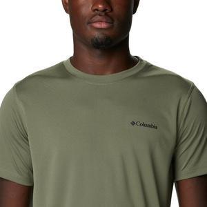 Zero Rules Erkek Yeşil Outdoor Tişört AM6084-397