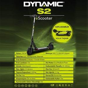 Dyn Unisex Çok Renkli Günlük Stil Scooter 1DYOYS2