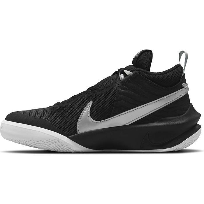 Team Hustle D 10 (Gs) Çocuk Siyah Basketbol Ayakkabısı CW6735-004 1264646