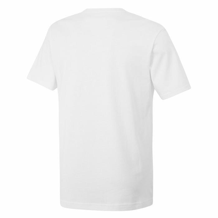 Csc Basic Logo Erkek Beyaz Outdoor Tişört CS0001-100 1287976