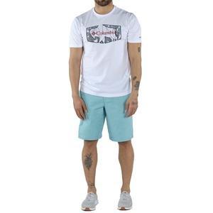 Roam Hex Erkek Beyaz Outdoor Tişört CS0118-100