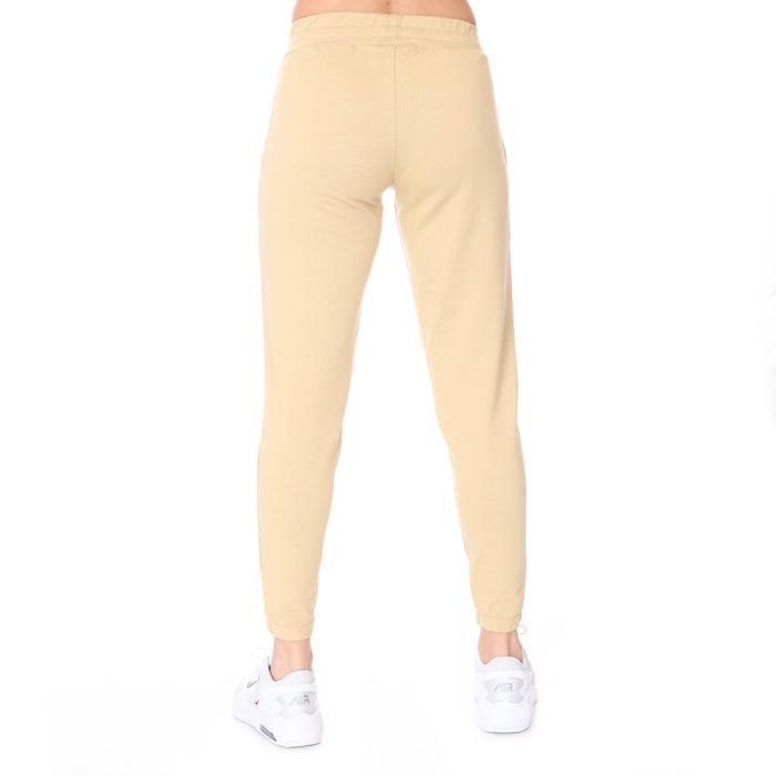 Wide Sweat Kadın Bej Günlük Stil Eşofman Altı 712108-Bej 1280791