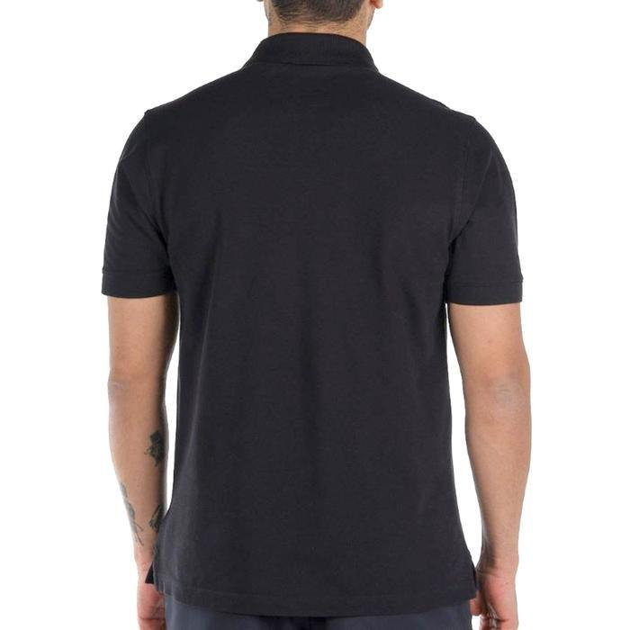M Cascade Range II Solid Polo Erkek Siyah Outdoor Polo Tişört CS0214-010 1288526