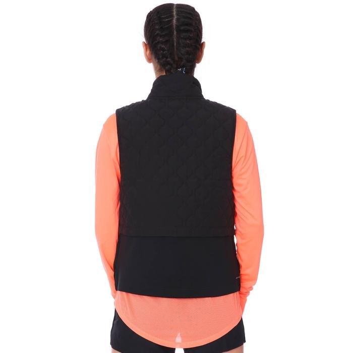 W Nk Aerolayer Vest Kadın Siyah Koşu Yeleği CU3302-010 1234453