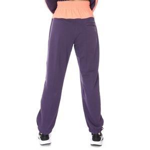 W Nsw Icn Clsh Jogger Mix Hr Kadın Mor Günlük Stil Pantolon CZ8172-573