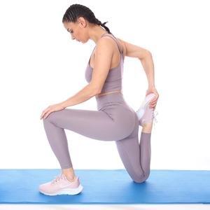 Yoga 7/8 Tight Kadın Mor Antrenman Tayt CU5293-531