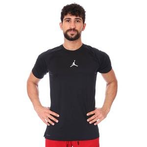 Air Jordan NBA Erkek Siyah Basketbol Tişört CU1022-010