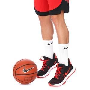Lebron Witness V Unisex Siyah-Kırmızı Basketbol Ayakkabısı CQ9380-005