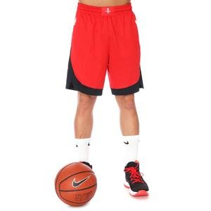 Houston Rockets NBA Erkek Kırmızı Basketbol Şort BV7996-657