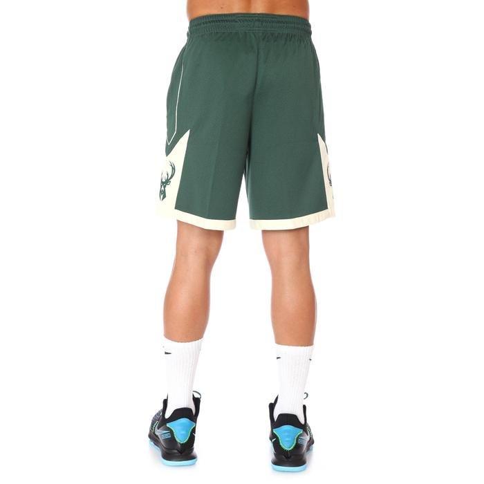 NBA Milwaukee Bucks Erkek Yeşil Basketbol Şort AJ5623-323 1284205
