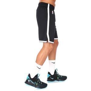 Brooklyn Nets NBA 18 Erkek Siyah Basketbol Şortu AJ5584-010