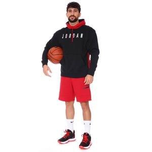 Air Jordan Jumpman NBA Erkek Siyah Basketbol Sweatshirt CW8434-010