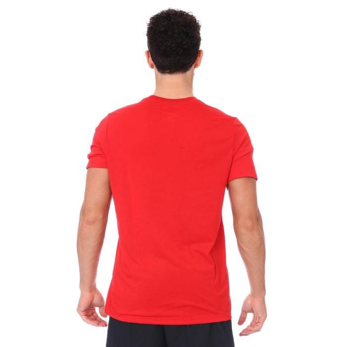 Pro Erkek Kırmızı Antrenman Tişört DA1587-657 1274717