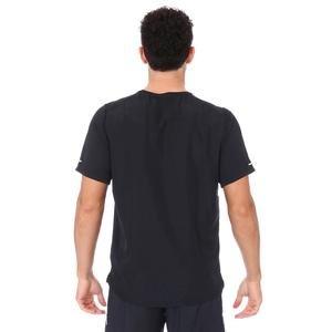 M Nk Rn Dvn Miler Ss Hybrid Erkek Siyah Koşu Tişört DA1315-010